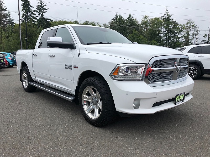 Dodge Ram 2015 >> Pre Owned 2015 Ram 1500 4wd Crew Cab Longhorn Limited Four Wheel Drive Short Bed