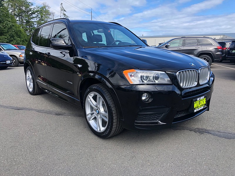 Pre-Owned 2014 BMW X3 4d SAV xDrive35i