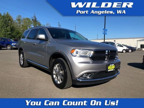Pre-Owned 2017 Dodge Durango 4d SUV AWD SXT
