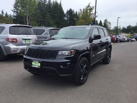 New 2019 JEEP Grand Cherokee 4d SUV 4WD Laredo Upland
