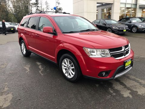 Pre-Owned 2015 Dodge Journey 4d SUV AWD SXT