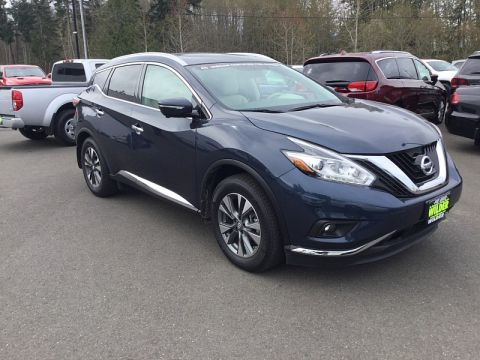 Pre-Owned 2015 Nissan Murano 4d SUV AWD SL